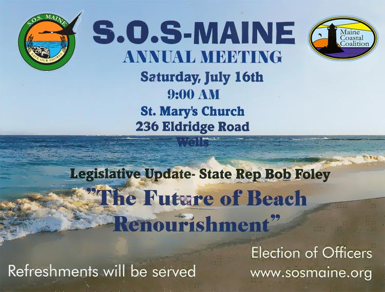 2016 Meeting SOS Maine