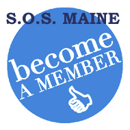 Join us and become a member of S.O.S. Maine - Save Our Shores Maine
